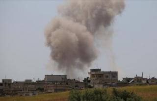İdlib'deki saldırılara kınama