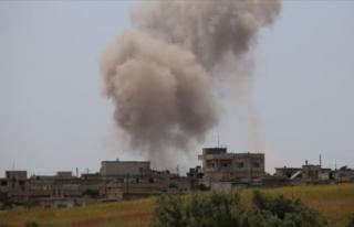 'İdlib Gerginliği Azaltma Bölgesi'ne...