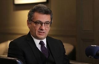 KKTC Başbakanı Erhürman istifasını Cumhurbaşkanı...