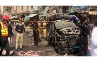 Lahor'da patlama: 9 ölü, 24 yaralı