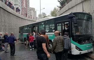 Otobüs kaza yaptı: Çok sayıda yaralı var