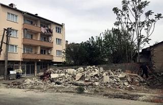 Yenişehir'de bahar temizliği