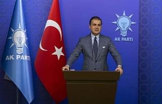 YSK'nın İstanbul kararı sonrası AK Parti'den...