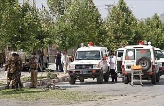 Afganistan'da hain saldırı: 15 ölü