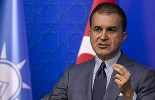 AK Parti Sözcüsü Çelik: Milletimizin verdiği...