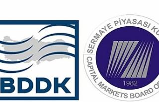 BDDK ve SPK'dan o iddialarla ilgili açıklama