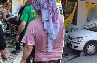 Bursa'da markette akılalmaz ölüm!