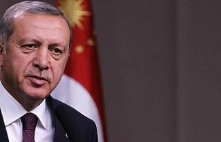 Cumhurbaşkanı Erdoğan'dan Erbil'deki...