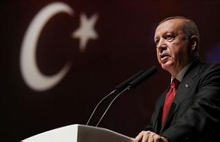 Erdoğan: Erzurum Kongresi'nde ortaya çıkan...