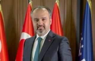 Bursa Büyükşehir Belediyesi Kurban Bayramı'na...