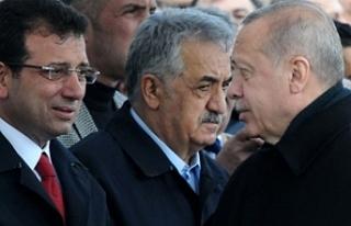 İmamoğlu'ndan sürpriz Erdoğan hamlesi