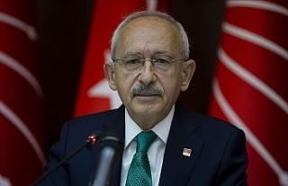 Kılıçdaroğlu: Adaleti sağlamak hepimizin ortak...
