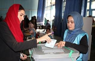 Afganistan bağımsız seçim kayıt sistemi siber...