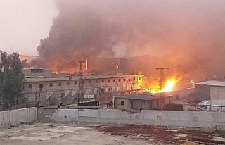 Afrin'de Terör Saldırı: 8 Ölü