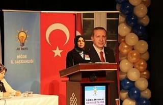 AK Parti'li Usta'dan 'Barış Pınarı...
