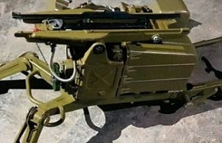Amerika'nın verdiği füzeler, Suriye Milli...
