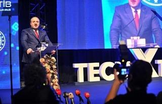 Yeni Kredi Programı'nı Bursa'da Açıkladı