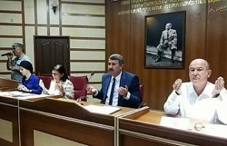 Belediye Meclisi'nden Barış Pınarı Harekâtı...