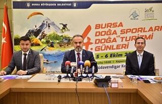 Büyükşehir'den turizm ve sporun en doğal...