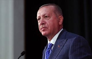Cumhurbaşkanı Erdoğan yarın Bursa'da!