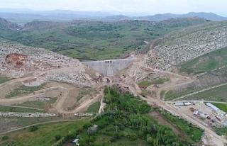 Ergani Barajı start aldı