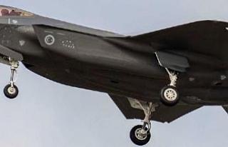 F-35 ilk uçuşunu yaptı!