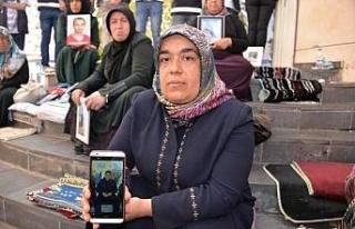 HDP önündeki eylemde 36'ncı gün (2)