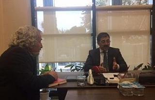 İBB meclis üyesi AK Parti'li Duran: Yenikapı'da...