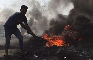 Irak'taki gösterilerde ölü sayısı yükseldi!