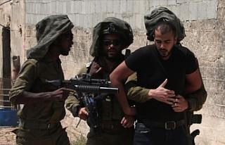 İsrail, 13 Filistinliyi gözaltına aldı!