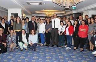 İzmir'de 'İklim Değişikliği Projesi'...