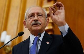 Kılıçdaroğlu: ABD Temsilciler Meclisinin kararını...