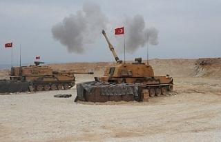 Milli Savunma Bakanlığı'ndan Barış Pınarı...