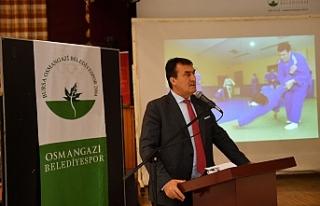 Osmangazi Belediyespor'da Dündar Yeniden Başkan...