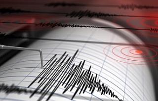 Peşpeşe depremler korkuttu!