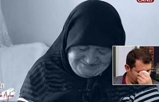 Sivas Valisi Ayhan'ı duygulandıran sürpriz