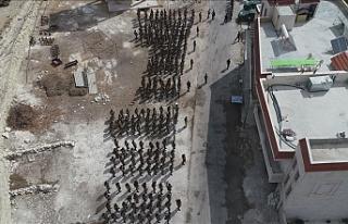 Suriye Milli Ordusu'ndan tedbir!