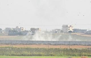 Türkiye YPG'ye bomba yağdırdı! HDP'den yanıt...