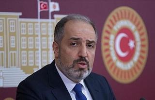 Yeneroğlu, AK Parti'den istifa etti