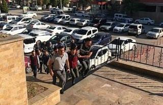 Yüz nakilli Recep Sert, silahlı saldırıdan gözaltına...