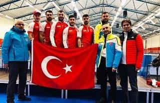 Avrupa Curling Şampiyonası'nda millilerinfinal...