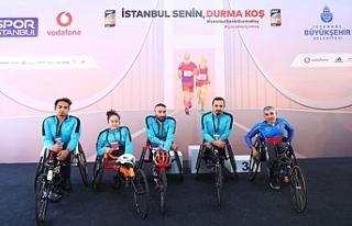 Bağcılar'ın engelli sporcuları ilk 3'te yer...