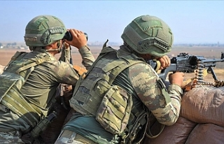 Barış Pınarı Harekat bölgesine 24 saatte 11 saldırı