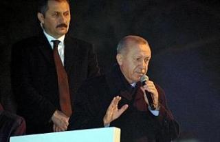 Cumhurbaşkanı Erdoğan: Cemaati olmayan cami yetim...