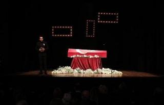 Fotoğraflar//Türk tiyatrosunun usta ismine veda......