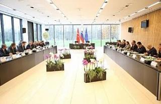Gençlik ve Spor Bakanı Kasapoğlu Slovenya'da