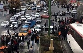 İran'daki protestolarda '200'den fazla kişi...
