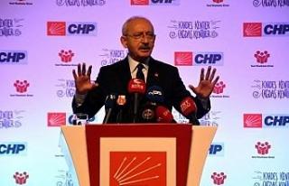 Kılıçdaroğlu: Vatandaşa hizmet mücadelesinin...
