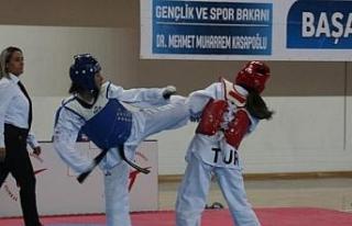 Kulüpler Türkiye Tekvando Şampiyonası'nın...