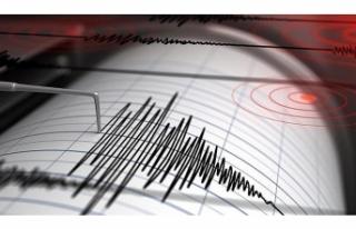 Son depremler - 9 Kasım Kandilli Rasathanesi ve AFAD...